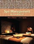 Spa Management: an Introduction (11 Edition)