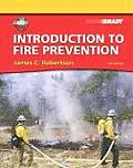 Introduction to Fire Prevention (Brady Fire) Cover