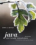 Java Software Solutions: Foundations of Program Design Value Package (Includes Mycodemate Student Access Kit)