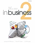 Microsoft Office 2007 in Business , Core With 4 DVDS (2ND 10 Edition)