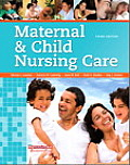 Maternal &amp; Child Nursing Care (MyNursingLab) Cover