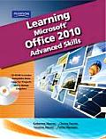 Learning Microsoft Office 2010,...