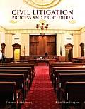 Civil Litigation Process & Procedures