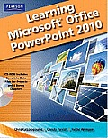 Learning Microsoft PowerPoint 2010