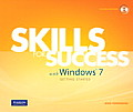 Skills for Success With Windows 7 Getting Started - With CD (11 Edition) Cover