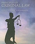 Principles of Criminal Law 5th Edition