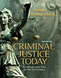 Criminal Justice Today An Introductory 10th Edition Annotated instructors edition