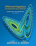 Differential Equations and Boundary Value Problems: Computing and Modeling Value Package (Includes Student Solutions Manual)