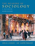 Meaning of Sociology A Reader
