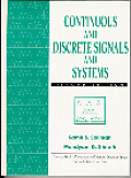 Continuous and Discrete Signals and Systems (2ND 98 Edition)