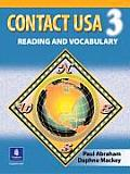 Contact Usa 3RD Edition a Reading & Vocabulary T