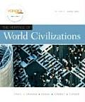 Herit. of World Civilization , Volume II - With DVD (8TH 09 - Old Edition)