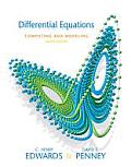 Differential Equations : Computing and Modeling (4TH 08 Edition)