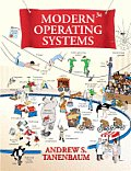 Modern Operating Systems Cover