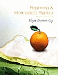Beginning & Intermediate Algebra 4th Edition
