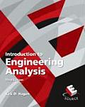 Introduction To Engineering Analysis (3RD 08 - Old Edition)