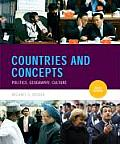 Countries & Concepts Politics Geography Culture 10th edition