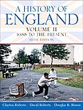 History of England A Volume 2 1688 to the Present