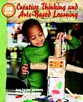 Creative Thinking and Arts-based Learning (5TH 10 - Old Edition) Cover