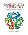 Biochemistry Laboratory (2ND 12 Edition)
