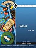 Electrical: Level 1 Trainee Guide - Workbook (Rev 08 - Old Edition) Cover