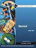 Electrical, Level 2 Trainee Guide [With Workbook]