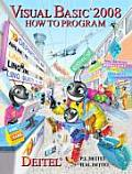 Visual Basic 2008 How To Program 4th Edition