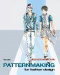 Supplement: Patternmaking for Fashion Design - Patternmaking for Fashion Design 5/E Cover