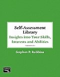 Self Assessment Library 3.4 Insights Into Your Skills Interests & Abilities With CDROM