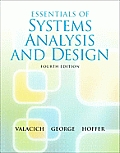 Essentials of System Analysis & Design 4th Edition