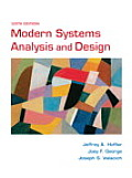 Modern Systems Analysis and Design (6TH 11 - Old Edition)