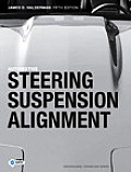 Automotive Steering, Suspension and Aligment (5TH 10 - Old Edition)