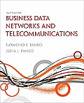 Business Data Networks and Telecommunications Cover