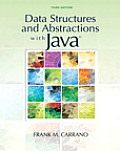 Data Structures and Abstractions With Java (3RD 12 - Old Edition)