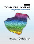 Computer Systems : Programmer's Perspectives (2ND 10 Edition) Cover