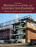Materials for Civil and Construction Engineers Cover