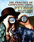 Practice of Computing Using Python (11 - Old Edition) Cover