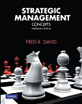 Strategic Management: Concepts (13TH 11 - Old Edition)