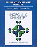 Inorganic Chemistry - Student Solution Manual (4TH 11 Edition)