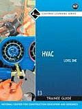 HVAC Level 1 Trainee Guide, Paperback Cover