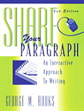 Share Your Paragraph An Interactive Appr