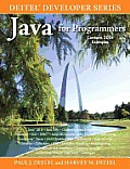 Java™ for Programmers Deitel® Developer Series
