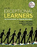 Exceptional Learners An Introduction to Special Education