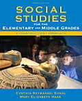 Social Studies for the Elementary and Middle Grades: a Constructivist Approach (4TH 11 Edition)