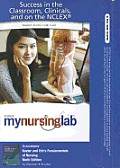 Kozier and Erb's Fundamentals of Nursing Student Access Code Card
