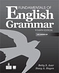 Fundamentals of English Grammar, With Answer Key - With 2 CD's (4TH 11 Edition)