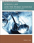 School Law and Public Schools (5TH 12 Edition)