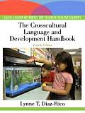 The Crosscultural, Language, and Academic Development Handbook: A Complete K-12 Reference Guide (Myeducationlab) Cover