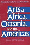 Arts of Africa Oceania & the Americas Selected Readings
