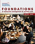 Foundations of Restaurant Management & Culinary Arts Level 1